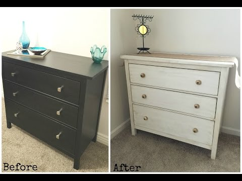 Termine El Dresser | IKEA Hemnes | Abril 21 2016