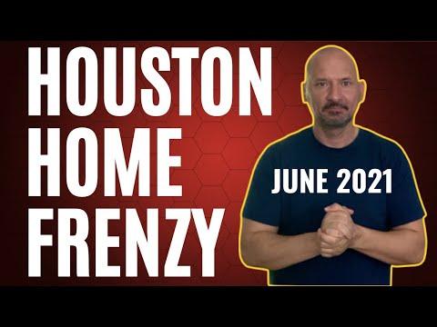 Houston Real Estate Market Update June 2021