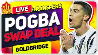 Pogba for Ronaldo Possible! Ramos Leaving Madrid? Man Utd News