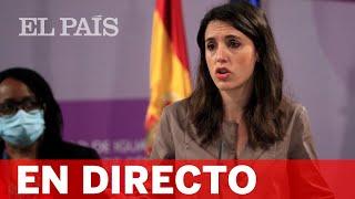 DIRECTO #4M | IRENE MONTERO participa en un acto de PODEMOS por el DERECHO AL ABORTO