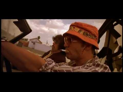 Fear And Loathing In Las Vegas - Airport Scene