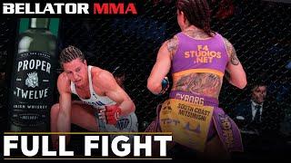 Full Fight   Cris Cyborg vs. Julia Budd - Bellator 238