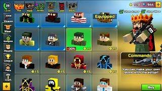 Pixel Gun 3D Android iOS Gameplay #5