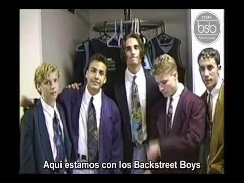 1993 Backstreet Boys- Interview