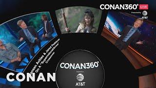 "CONAN360° Screening Room: The Stars Of ""Supernatural"" & More"