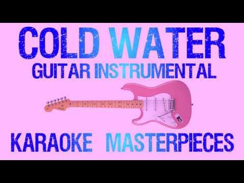 Cold Water (Originally By Major Lazer, Justin Bieber, & MØ) [Guitar Karaoke] COVER