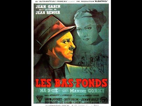 Les Bas-Fonds (1936) Film complet en français