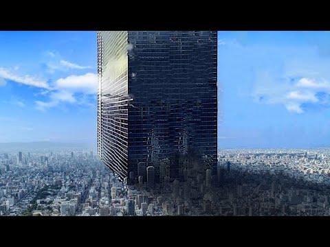 В Дубае строят самое высокое здание в мире - ЭТО БЕЗУМИЕ!