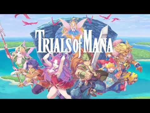Trials of Mana Remake + Collection of Mana Reveal Trailer (E3 Nintendo Direct)