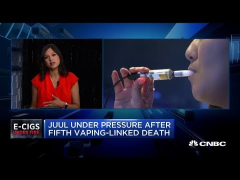 Juul Pushes Forward On Global Strategy Amid Vaping Deaths