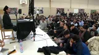 ALLAMA ZAMEER AKHTAR NAQVI - PARIS/FRANCE - 26 APRIL 2015 - ZIKR-E-MOHSIN-E-INSANIYAT