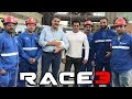 Salman And Race 3 Crew Begin Shooting For Climax Scene In Abu Dhabi