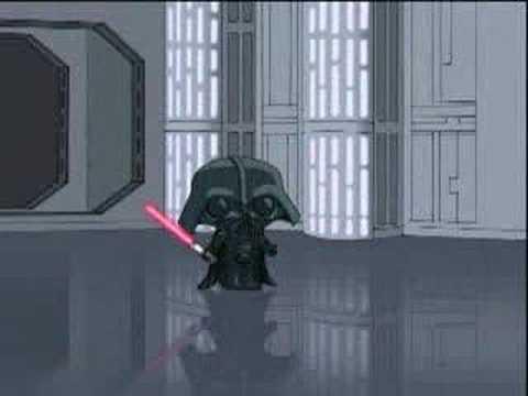 Family Guy - Join The Dark Side