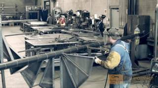 WATCH - a Spiral Staircase from Start to Finish! Go Pro cam of entire process!