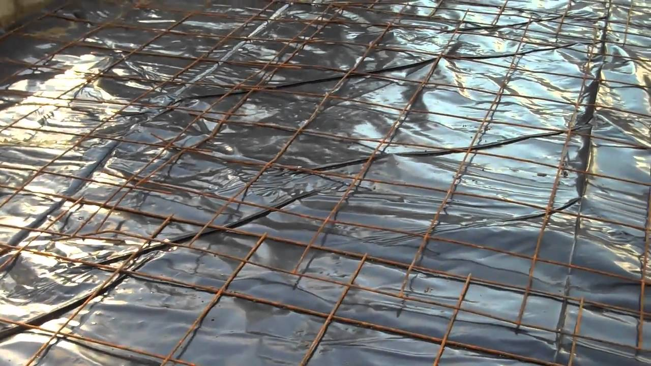 Concrete Wire Mesh - YouTube