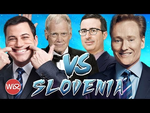 Slovenia vs. TV Shows | 🇸🇮🆚📺 | Part 2