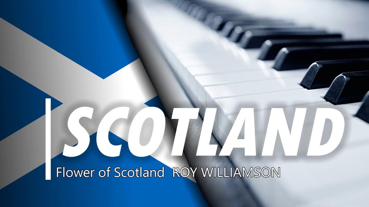 National Anthem of Scotland-PIANO