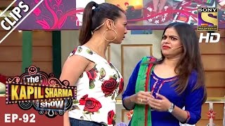 Sarla and Lotttery's Jhatpat Beauty Parlour -The Kapil Sharma Show - 25th Mar, 2017