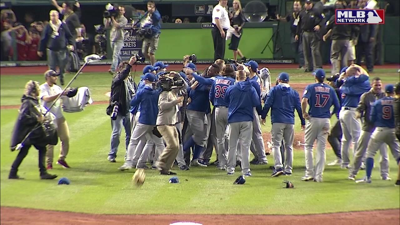 Chicago Cubs 2016 World Series Celebration Photo 11 x 14