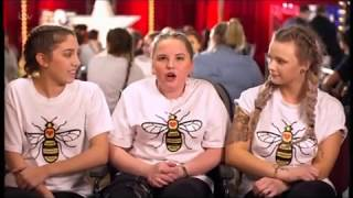 BGT 2018 AUDITIONS WK2 - RISE