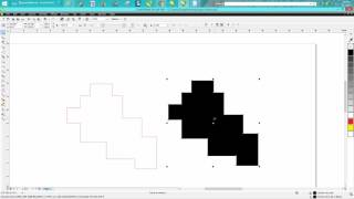 Corel Draw Tips & Tricks Smart Fill tool change the outline