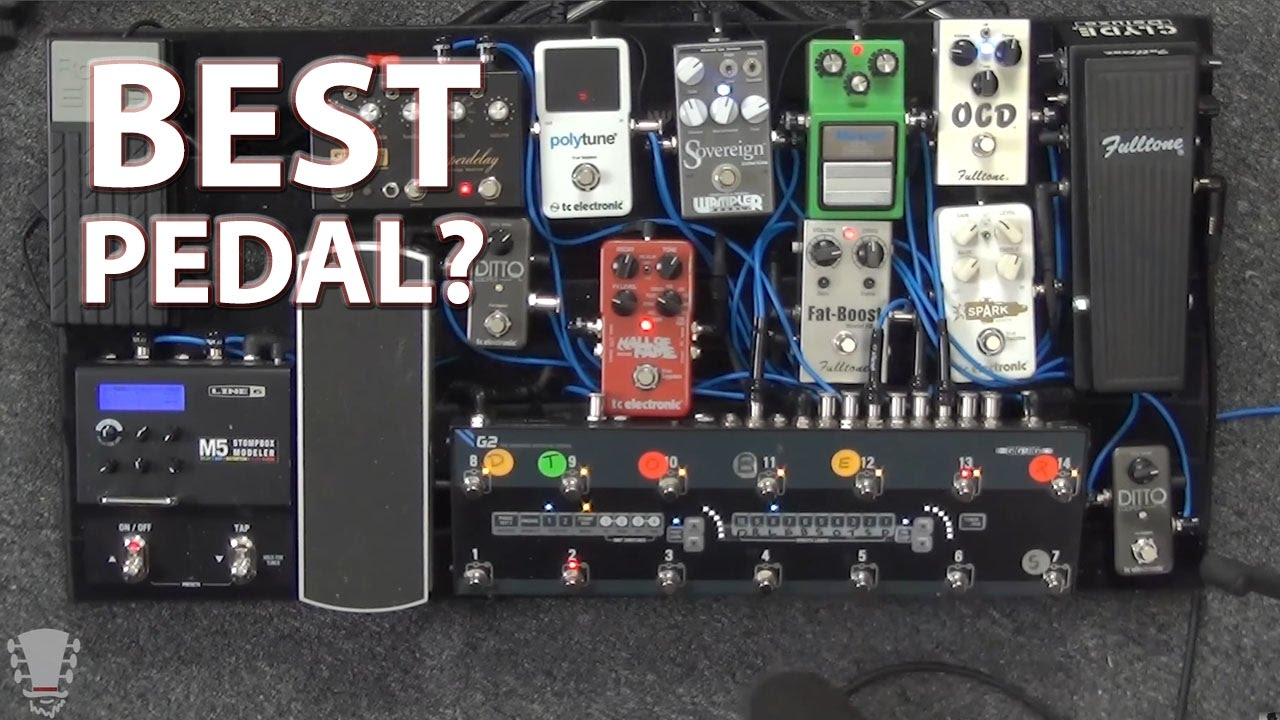 the best guitar effects pedals that you need and why youtube. Black Bedroom Furniture Sets. Home Design Ideas