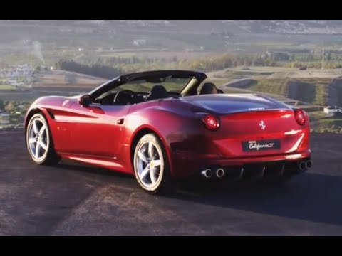 2015 Ferrari California Turbo Review Price 200000 Video Commercial