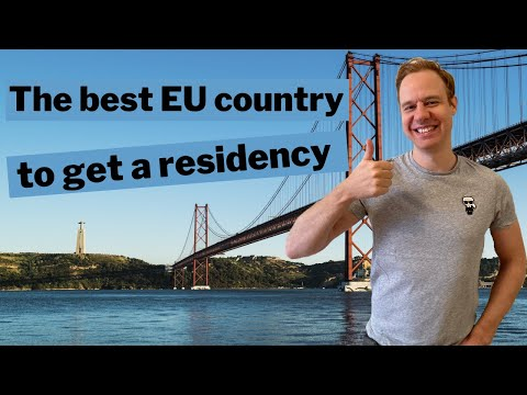The Easiest & Best Country to get a Residency in EU Schengen