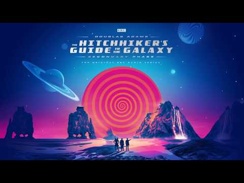 The Hitchhikers Guide To The Galaxy: 'Secondary Phase' Orange Vinyl Edition Trailer Demon Records