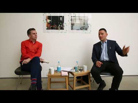 'A still life by Chardin' | Maxwell Graham in conversation with Chris McCormack