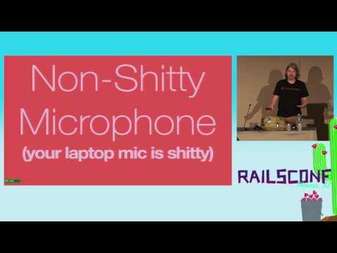 RailsConf 2017: The Effective Remote Developer by David Copeland