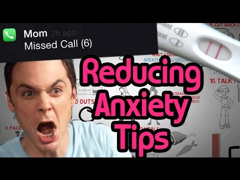 10 Psychological Tips To Reduce Panic Attack Symptoms - How To Get Rid of Anxiety