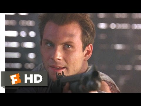 Broken Arrow (2/3) Movie CLIP - Fight on the Train (1996) HD
