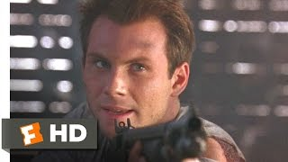 Broken Arrow 2 3 Movie CLIP Fight On The Train 1996 HD