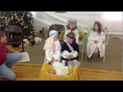 Preschool Christmas Play