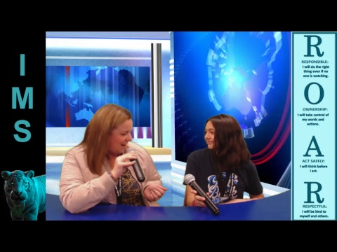 Indio Middle School Tiger News