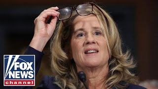 New video raises questions about Kavanaugh accuser's testimony