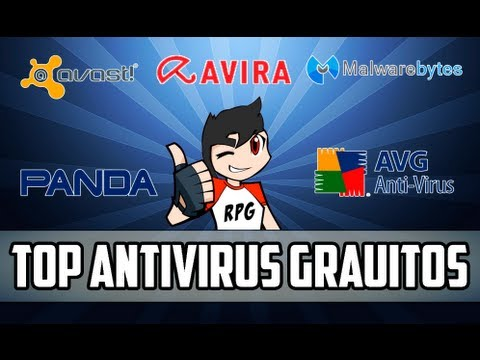 TOP ANTIVIRUS GRATUITOS 2013!