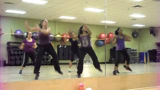"Zumba 1234 ""Get On The Dance Floor"" by JenH"