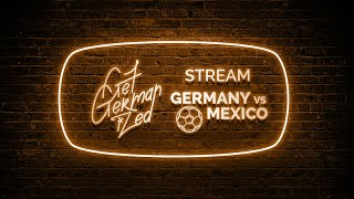 Germany vs mexico livestream 🔴 fifa world cup 2018