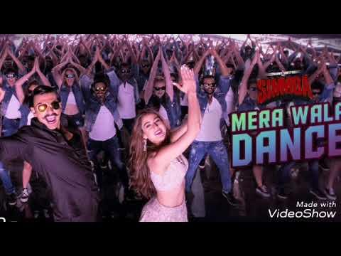 Mera Wala Dance   Simbba   Ranveer Singh   Sara Ali Khan   Neha Kakkar   Nakash Aziz