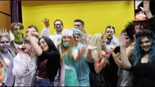 HALLOWEEN: Evžen je SHREK + party v PLEJS