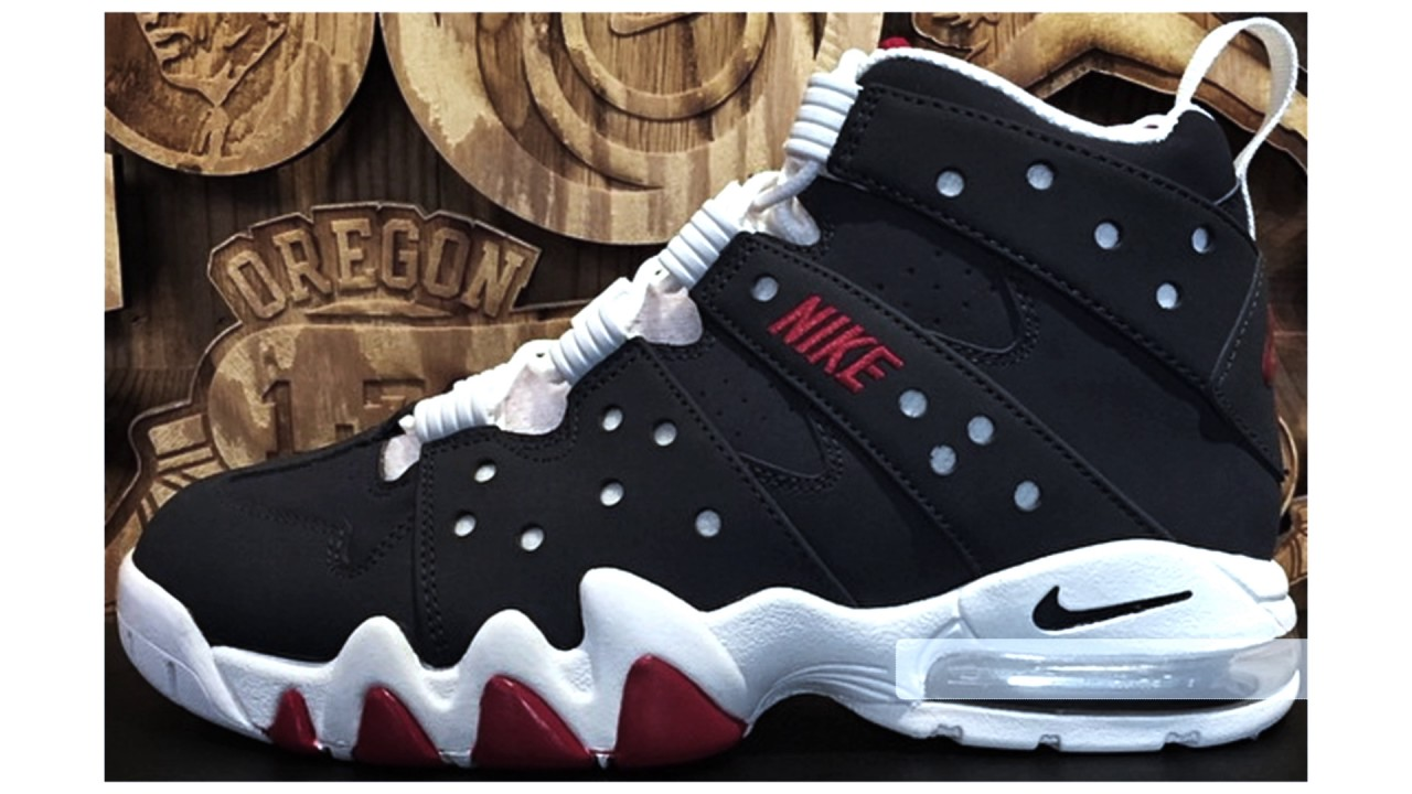 size 40 0d27d f5047 Nike Air Max2 CB  94 Obsidian Gym Red-White