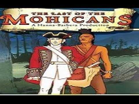 Hanna & Barbera 1975 - The last of the Mohicans
