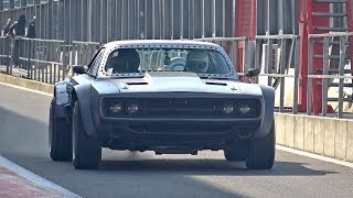 Original Vin Diesel's 69 Dodge ICE Charger 500HP LS3 V8 - Fast & Furious 8