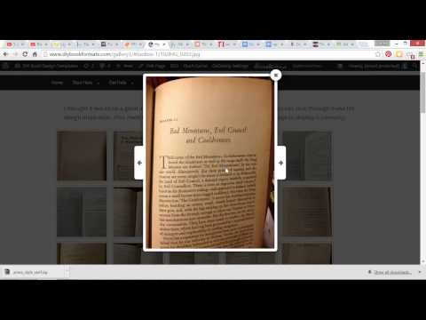 How to format your book for print