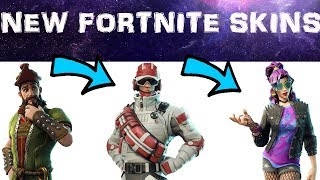 THE NEW FORTNITE SKINS | FORTNITE 5.4 LEAKS (UPDATE)