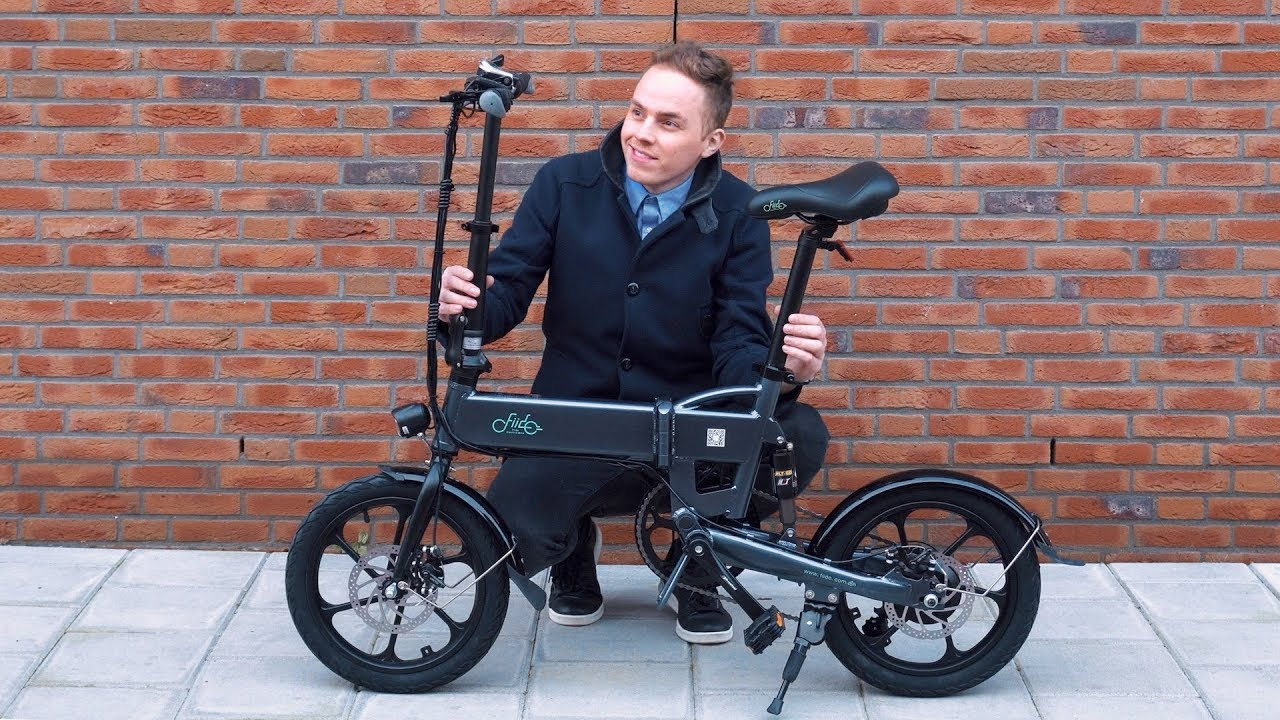Best Electric Scooter Alternative: Fiido D2s Foldable E-Bike Review