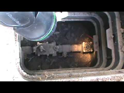 Helpful Lawn Sprinkler Leaking Main Shutoff Valve Idea Made Easy You