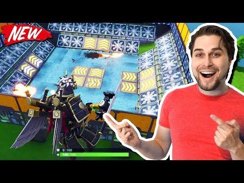 Bouw Je Eigen Wereld Met Fortnite Creative! ? - Fortnite Season 7 thumbnail